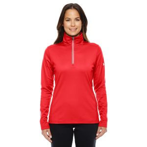 1276355 Under Armour Ladies Qualifier 1/4-Zip