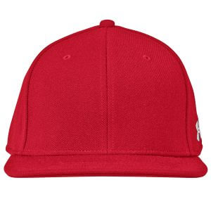 1282141 Under Armour Flat Bill Cap - Solid
