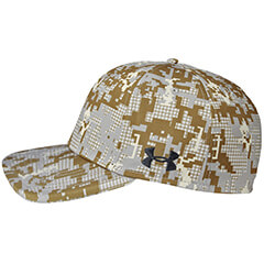 1285134 Under Armour Curved Bill - Digi Camou