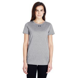 1305510 Under Armour Ladies Locker T-Shirt 2.0
