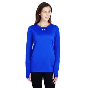 1305681 Under Armour Ladies' Long Sleeve Locker T-Shirt 2.0