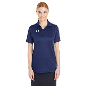 1309537 Under Armour Ladies Tech Polo