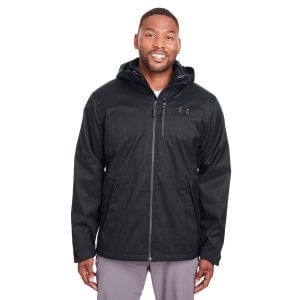 1316018 Under Armour Mens Porter 3-in-1 Jacket